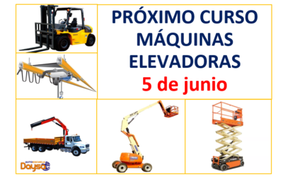 CURSO 5 MÁQUINAS ELEVADORAS